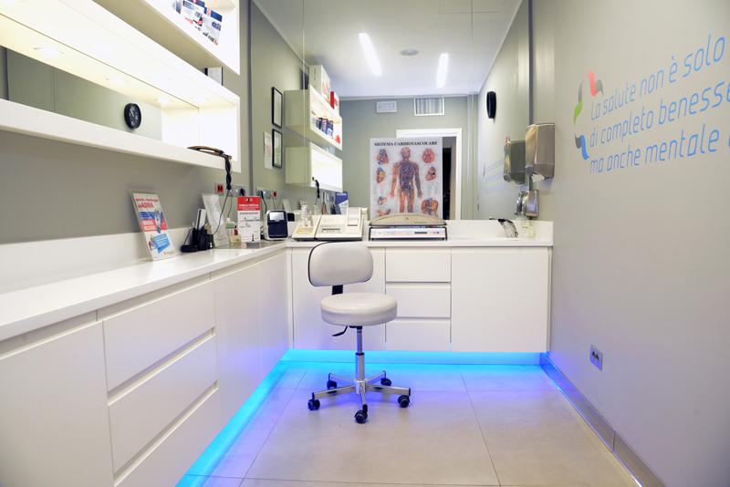 Cabina Estetica Farmacia Legge : Farmacia dr preti gallery